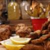 Cajun Baharatlı Tavuk