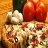 Ispanaklı ve Pastırmalı Pizza