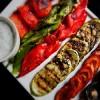 Renkli Sebze Tabağı